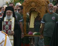 Η Γιορτή της Αγίας Ευφημίας (video)