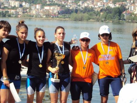 Τα αποτελέσματα του Ν.Ο.Κ.Ι. στο Πανελλήνιο Πρωτάθλημα Κωπηλασίας Παίδων – Κορασίδων