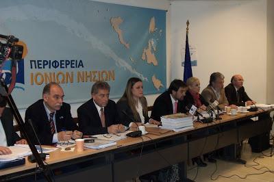 Οι αλλαγές του ΕΣΠΑ στο Περιφερειακό Συμβούλιο