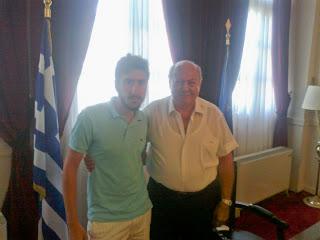Συνέντευξη του Δημάρχου Κεφαλονιάς στο enpatrais