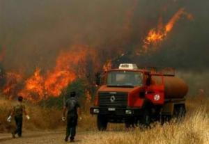 Πυροσβέστης έχασε τη ζωή του εν ώρα καθήκοντος