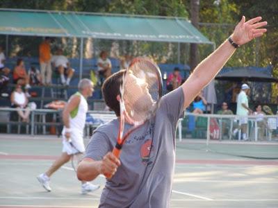 Με επιτυχία πραγματοποιήθηκε το πανελλήνιο πρωτάθλημα αντισφαίρισης βετεράνων στην Κεφαλονιά