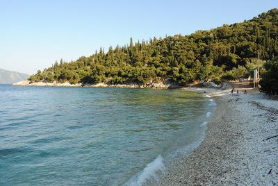 Παραλία Γαγιάνα, Νεοχώριον Ερίσου, Κεφαλονιά
