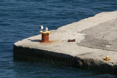 Απαγόρευση των «χύμα» φορτίων στο λιμάνι του Αργοστολίου