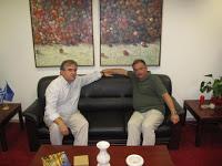 Συνάντηση Μοσχόπουλου με Αποστολόπουλο