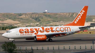 Η Easy Jet στην Κεφαλονιά