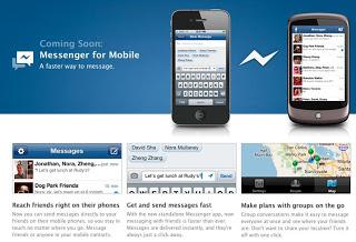 Το Facebook δημιούργησε νέα εφαρμογή για ομαδικό chat.
