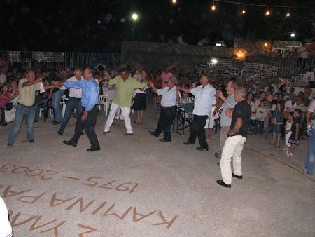 Συνεστίαση στα Καμιναράτα