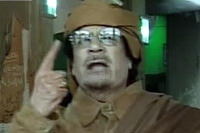 Καντάφι: «Θα νικήσουμε ή θα πεθάνουμε»