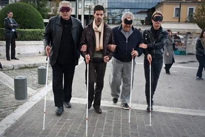 Έλεγχοι για «τυφλούς» και στην Κεφαλονιά από τους «Ράμπο» του Υπουργείου Υγείας