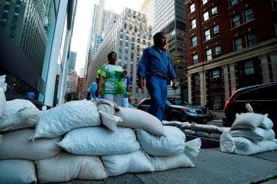 Η Νέα Υόρκη περιμένει τον τυφώνα «Ειρήνη» το απόγευμα (video – χάρτης)