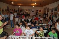 Σύλλογος Καμιναράδων: Φωτογραφίες από το 9ο Τουρνουά Σκακιού
