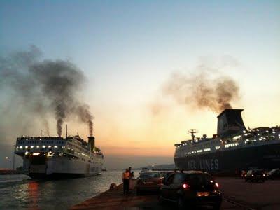 Συνεχίζεται το πρόβλημα με τα πιστοποιητικά στα πλοία