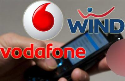 Vodafone και Wind πάνε για γάμο…