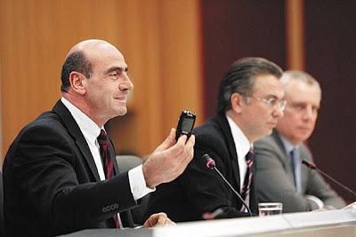 Δίωξη για απόπειρα κατασκοπείας για τις υποκλοπές του 2006