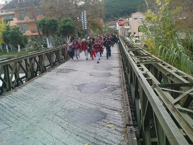 Δρομολογήθηκε λύση για το πρόβλημα της γέφυρας στον Πόρο