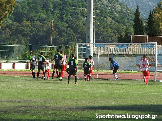 Μενε(ΓΑΤΟΣ) και τα δυο γκολ της προβληματικής νίκης της πρεμιέρας για τους Πυργισιάνους